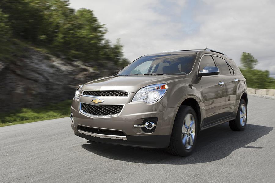 2015 Chevrolet Equinox Overview