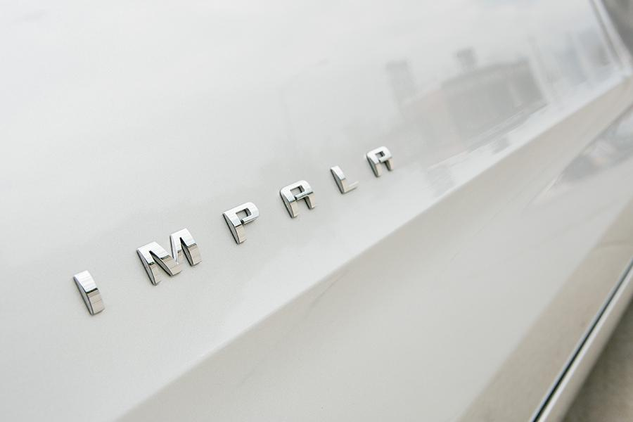 2015 Chevrolet Impala Photo 3 of 28