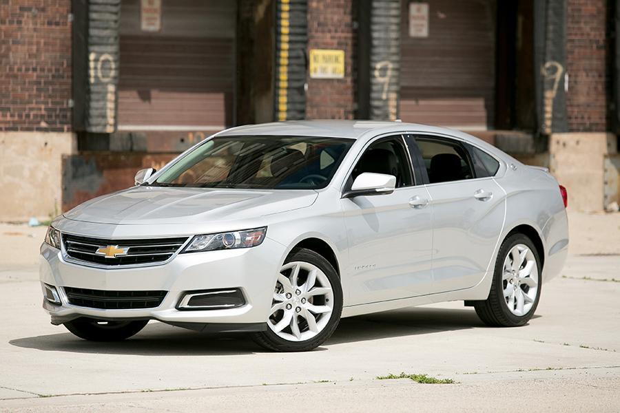 2015 Chevrolet Impala Photo 1 of 28