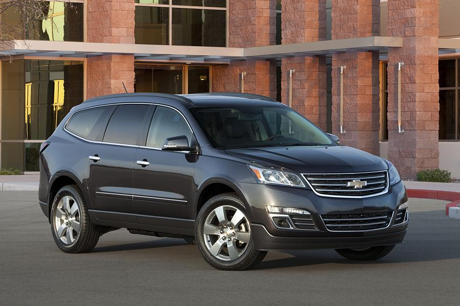 2015 Chevrolet Traverse Specs, Pictures, Trims, Colors ...