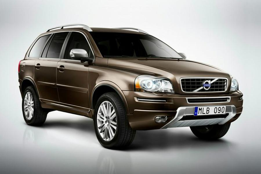 2014 Volvo Xc90 Overview Cars Com