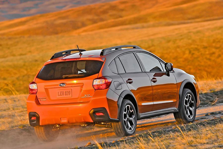 2014 Subaru XV Crosstrek Overview | Cars.com