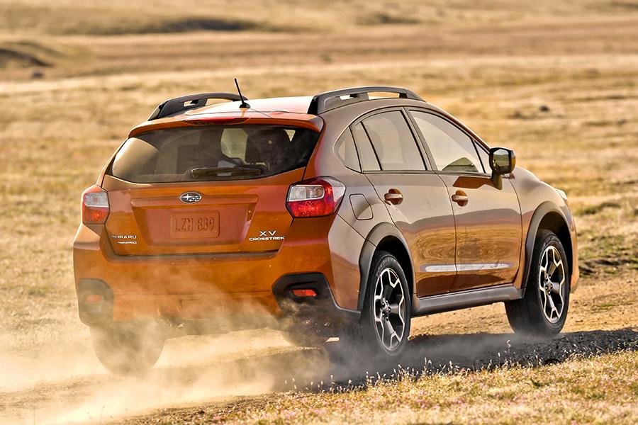 2014 Subaru XV Crosstrek Photo 3 of 25