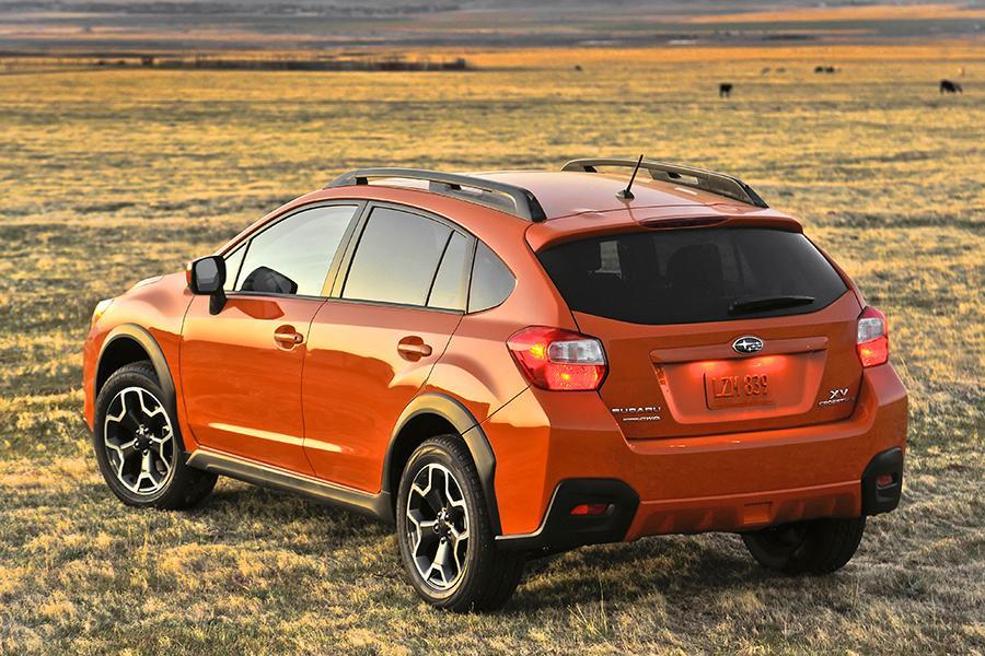 2014 Subaru XV Crosstrek Reviews, Specs and Prices | Cars.com