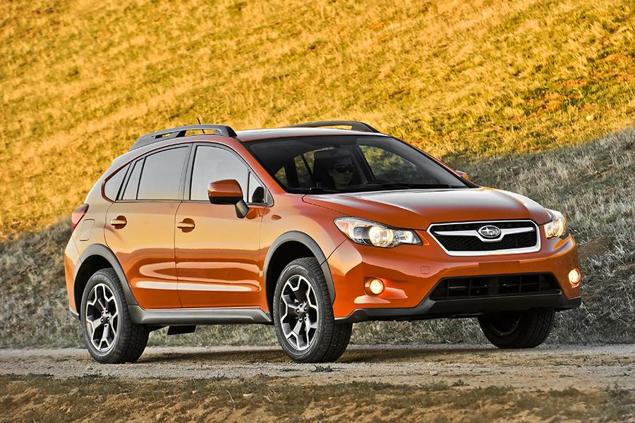 2014 Subaru Xv Crosstrek Reviews Specs And Prices Cars Com