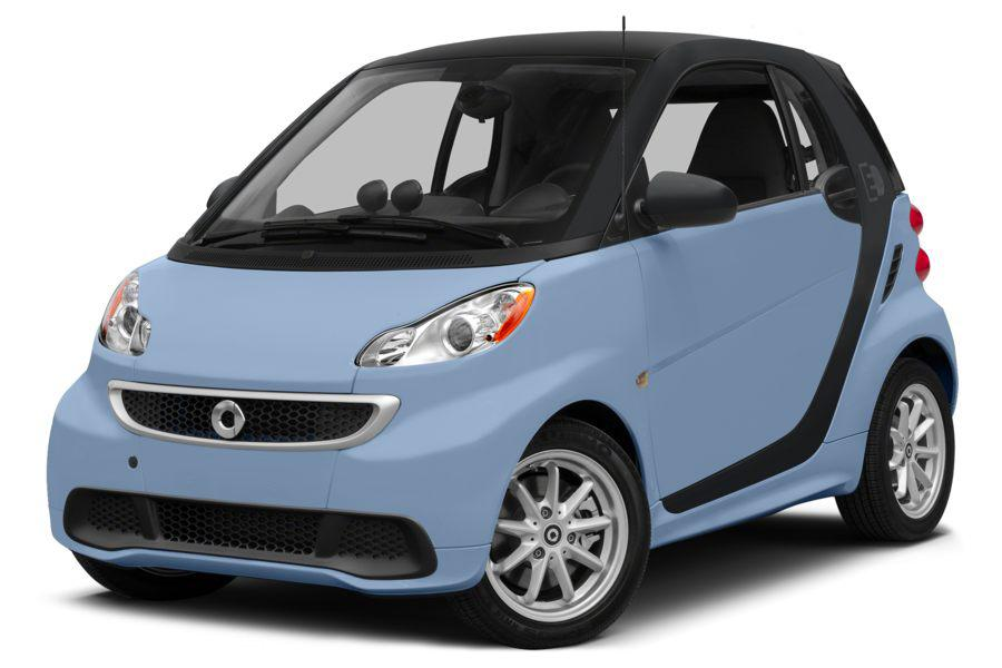 2014 smart ForTwo Electric Drive Photo 1 of 5