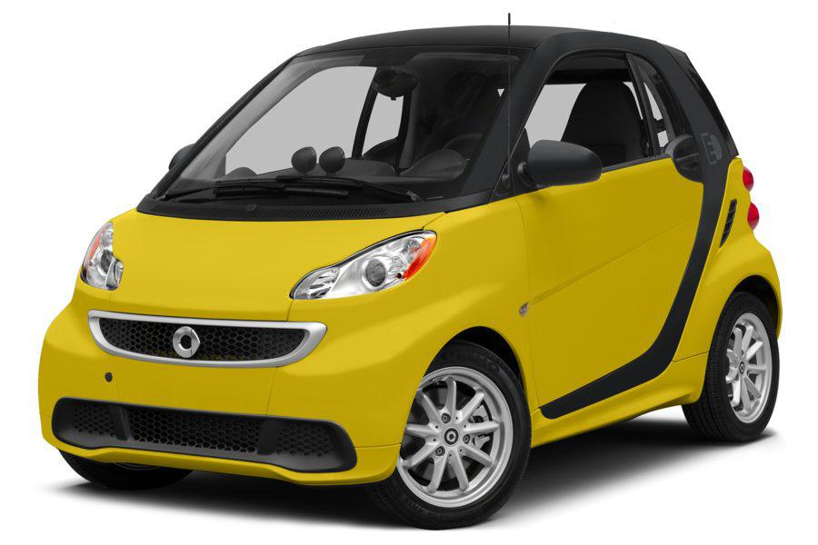 2014 smart ForTwo Electric Drive Photo 2 of 5