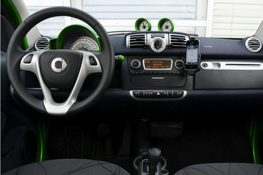 2014 smart ForTwo Electric Drive Photo 4 of 5