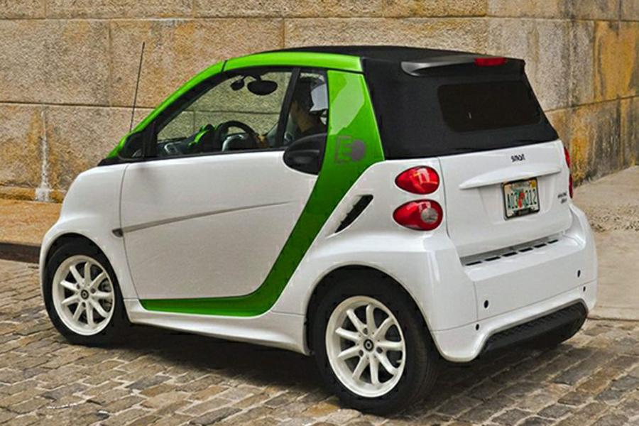 2014 smart ForTwo Electric Drive Photo 3 of 5