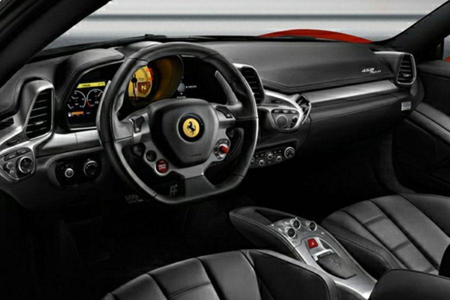 2014 ferrari 458 italia overview | cars