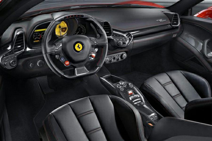 2014 Ferrari 458 Spider Overview Cars Com