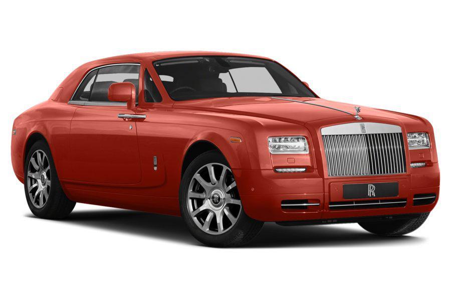 2014 Rolls-Royce Phantom Coupe Photo 1 of 4