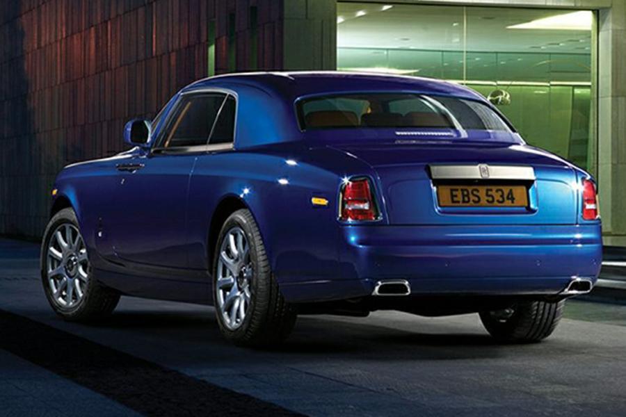 2014 Rolls-Royce Phantom Coupe Photo 3 of 4