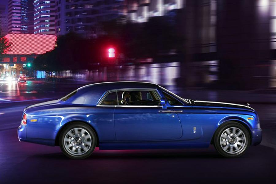 2014 Rolls-Royce Phantom Coupe Photo 2 of 4