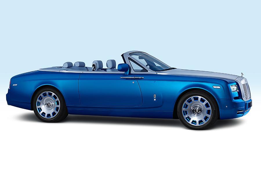 2014 Rolls-Royce Phantom Drophead Coupe Photo 3 of 16