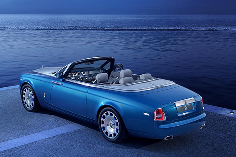 2014 Rolls-Royce Phantom Drophead Coupe Photo 4 of 16