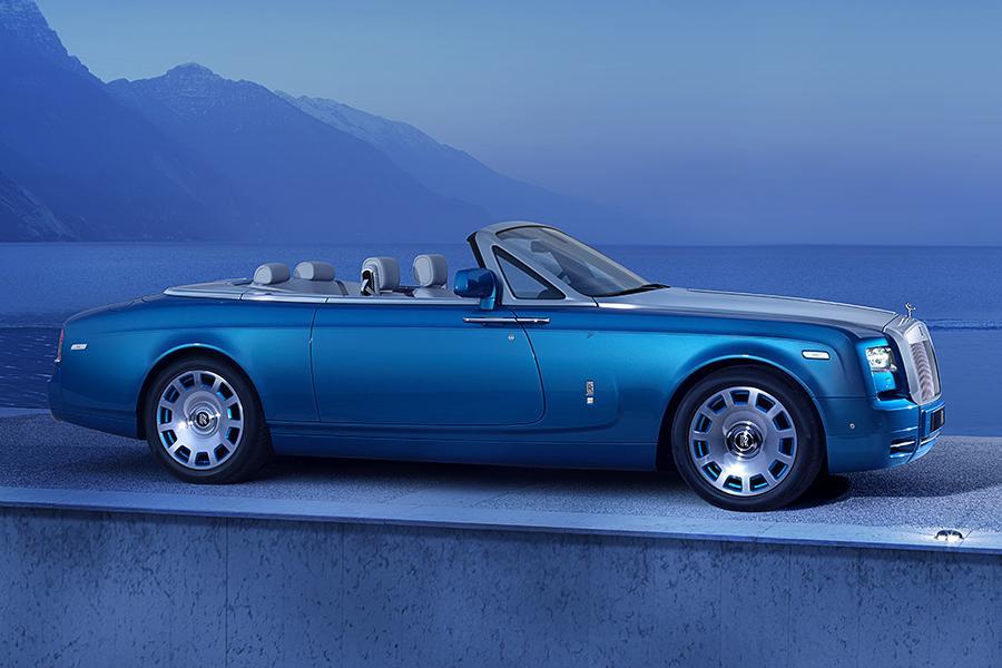 2014 Rolls-Royce Phantom Drophead Coupe Photo 5 of 16