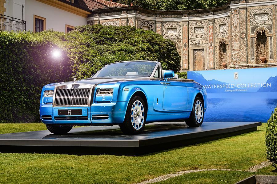 2014 Rolls-Royce Phantom Drophead Coupe Photo 1 of 16