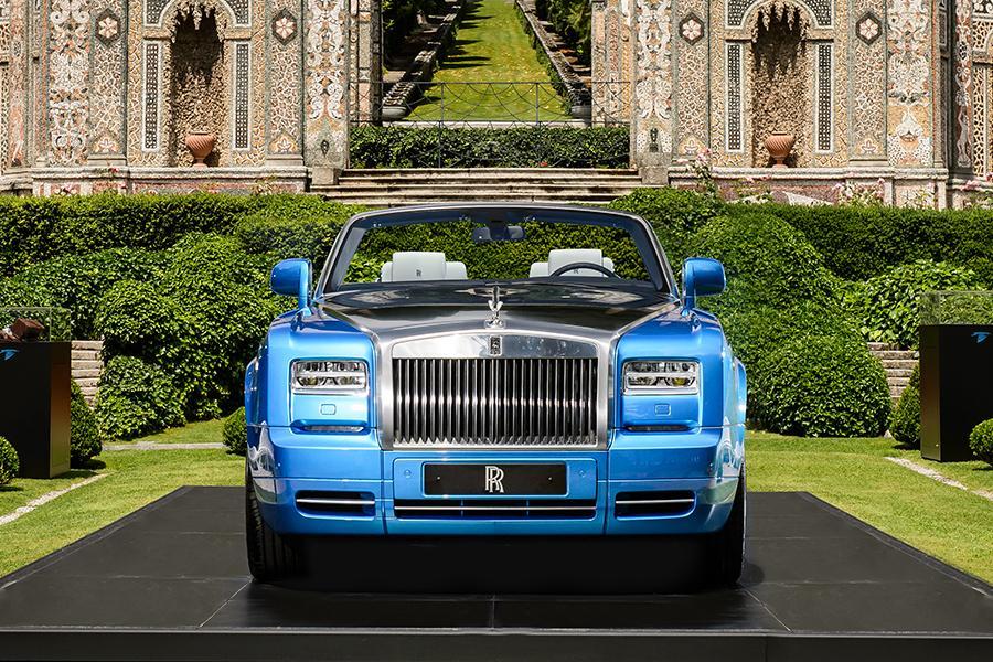 2014 Rolls-Royce Phantom Drophead Coupe Photo 6 of 16