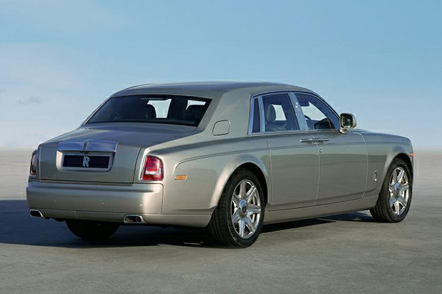 2014 Rolls-Royce Phantom Photo 5 of 6