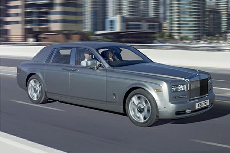 2014 Rolls-Royce Phantom Photo 4 of 6