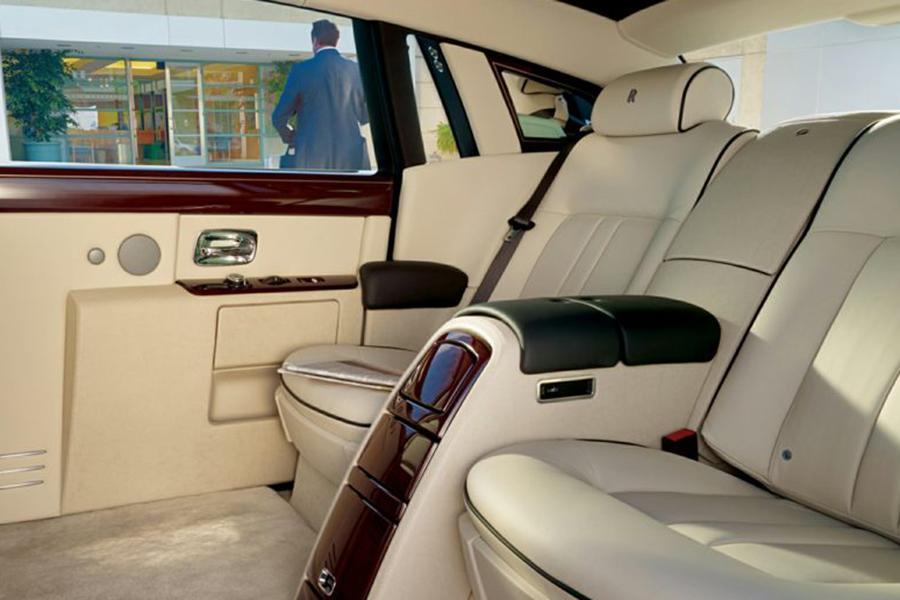 2014 Rolls-Royce Phantom Photo 6 of 6