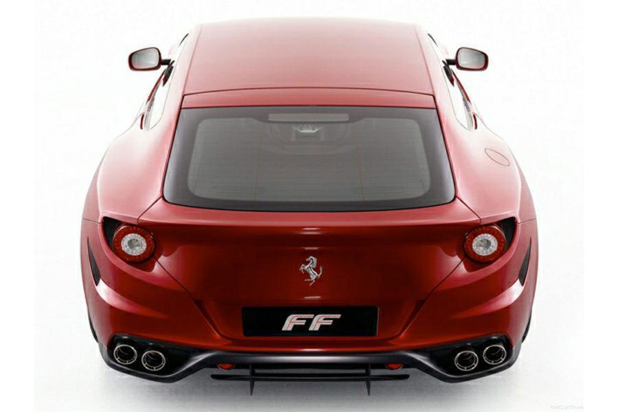 2014 Ferrari FF Photo 3 of 7
