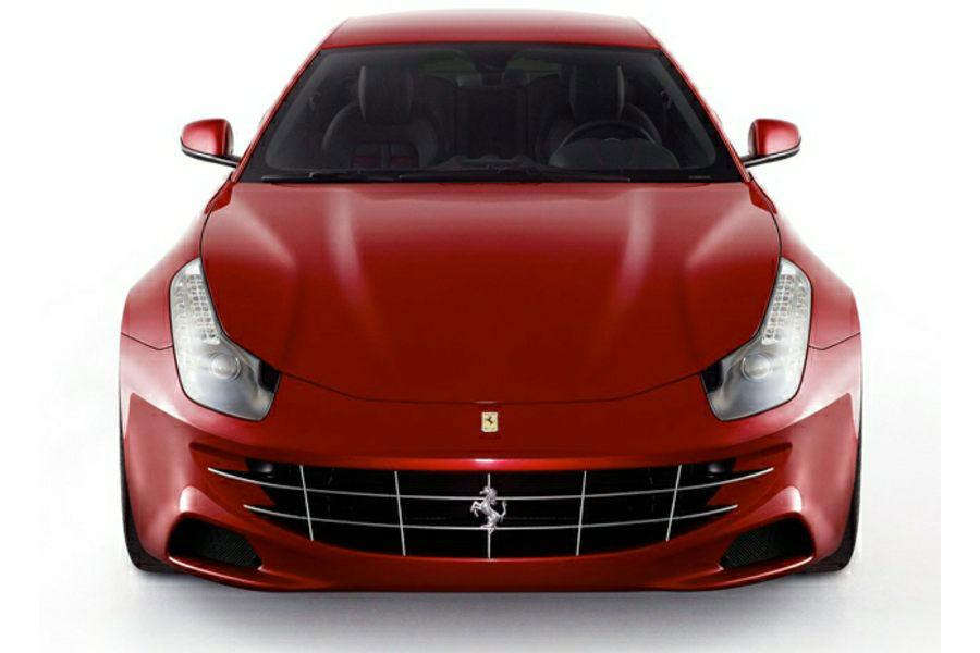 2014 Ferrari FF Photo 4 of 7