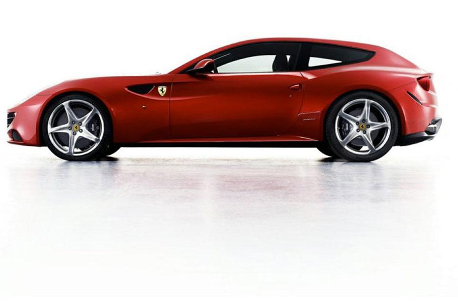 2014 Ferrari FF Photo 2 of 7