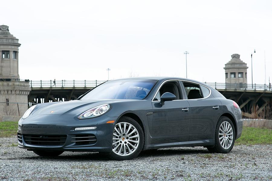 2014 Porsche Panamera e-Hybrid Photo 1 of 20