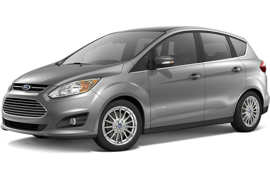 2014 Ford C-Max Hybrid Photo 1 of 12