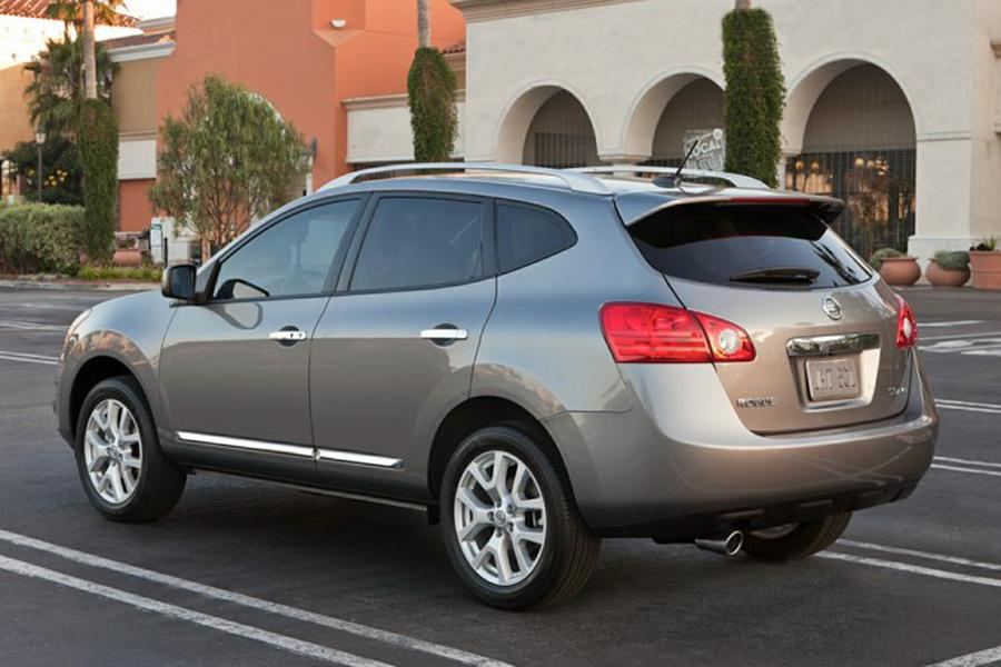 2014 Nissan Rogue Select Photo 5 of 11