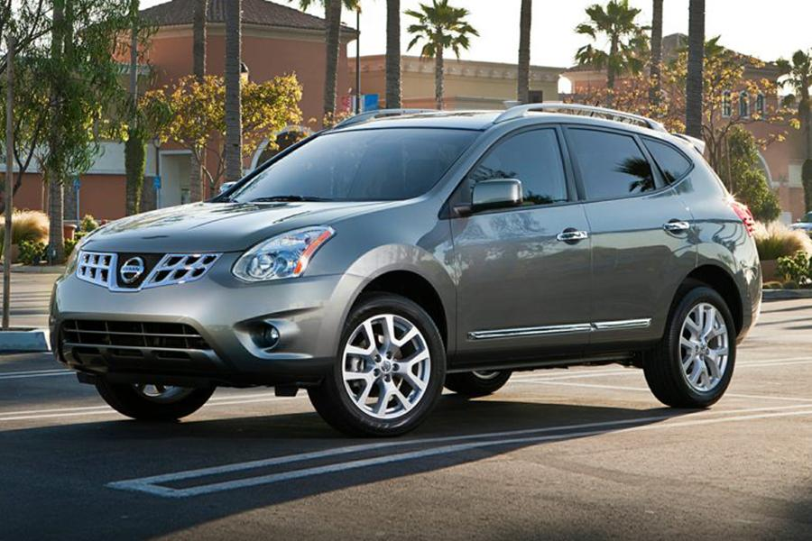 2014 Nissan Rogue Select Photo 1 of 11