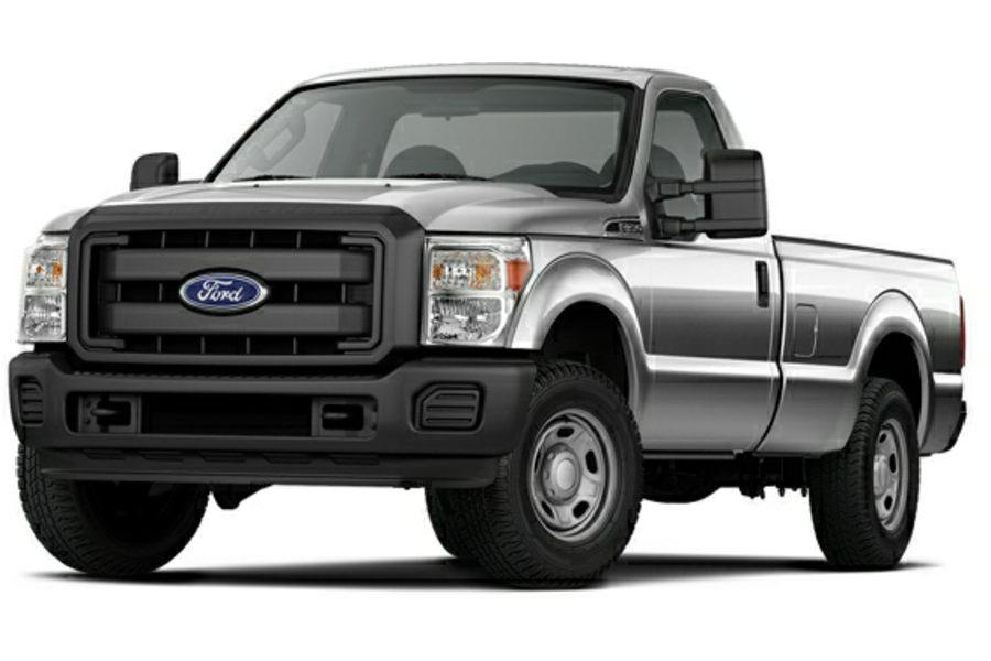 gallery - 2014 Ford F Series Super Duty