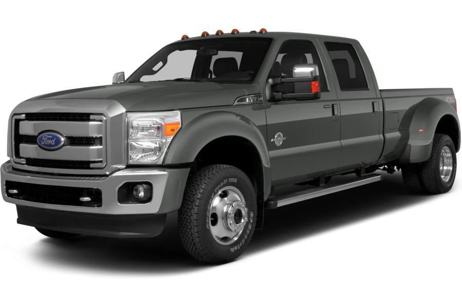2014 Ford F-450 Photo 1 of 20