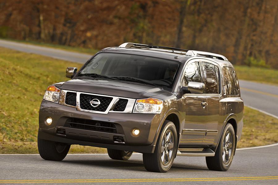 2014 Nissan Armada Overview | Cars.com