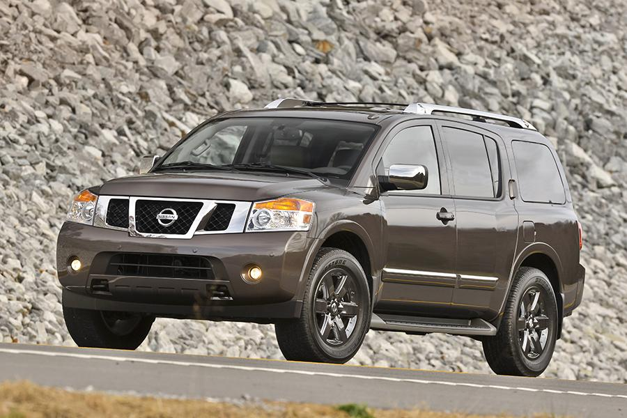 2014 Nissan Armada Photo 6 of 17