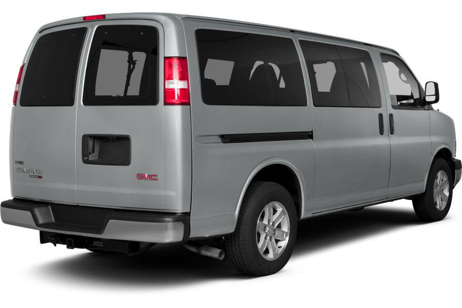 2014 GMC Savana 2500 Photo 4 of 12