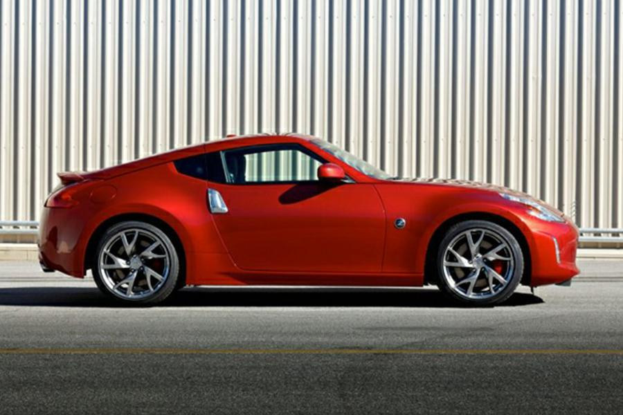2014 Nissan 370Z Photo 5 of 8