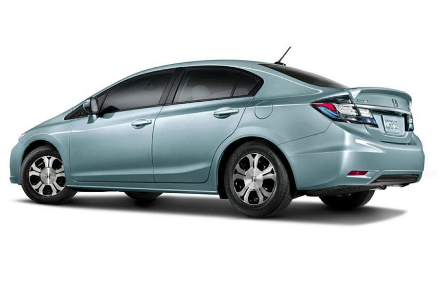 2014 Honda Civic Hybrid Photo 3 of 13