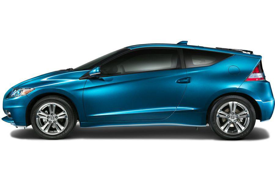 2014 Honda CR-Z Photo 5 of 13