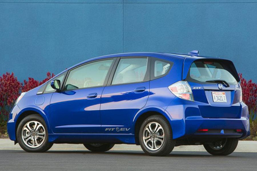 2014 Honda Fit EV Photo 2 of 6