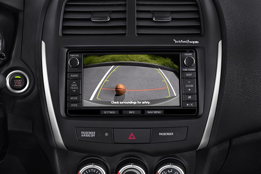 Ford Escape Backup Camera >> 2014 Mitsubishi Outlander Sport Reviews, Specs and Prices ...