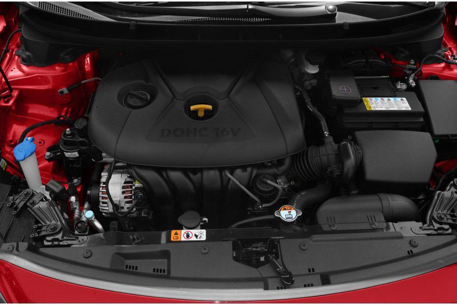 2014 Hyundai Elantra GT Photo 4 of 12