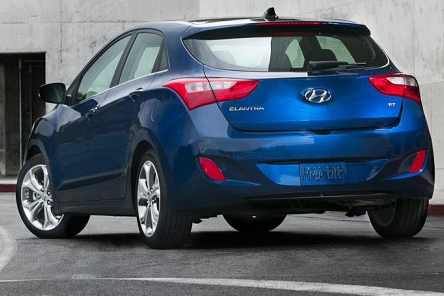 2014 Hyundai Elantra GT Photo 5 of 12