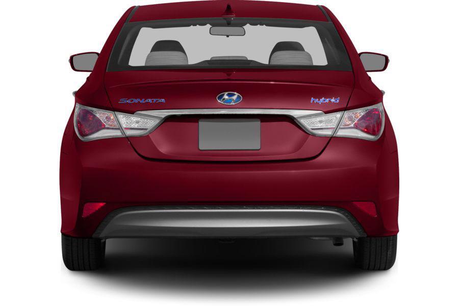 2014 Hyundai Sonata Hybrid Photo 2 of 14