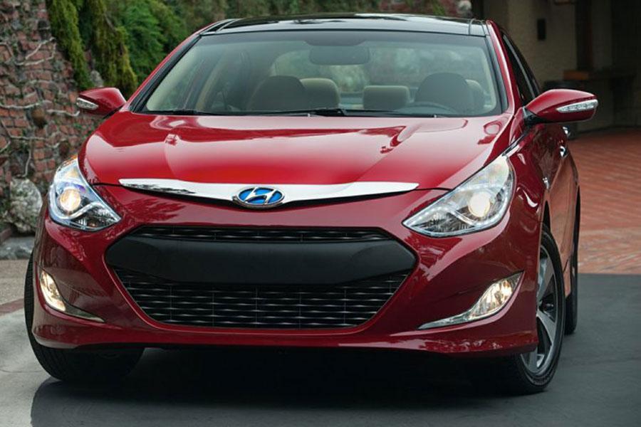 2014 Hyundai Sonata Hybrid Photo 3 of 14