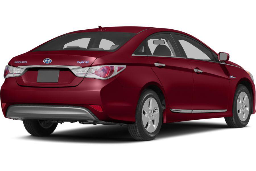 2014 Hyundai Sonata Hybrid Photo 5 of 14