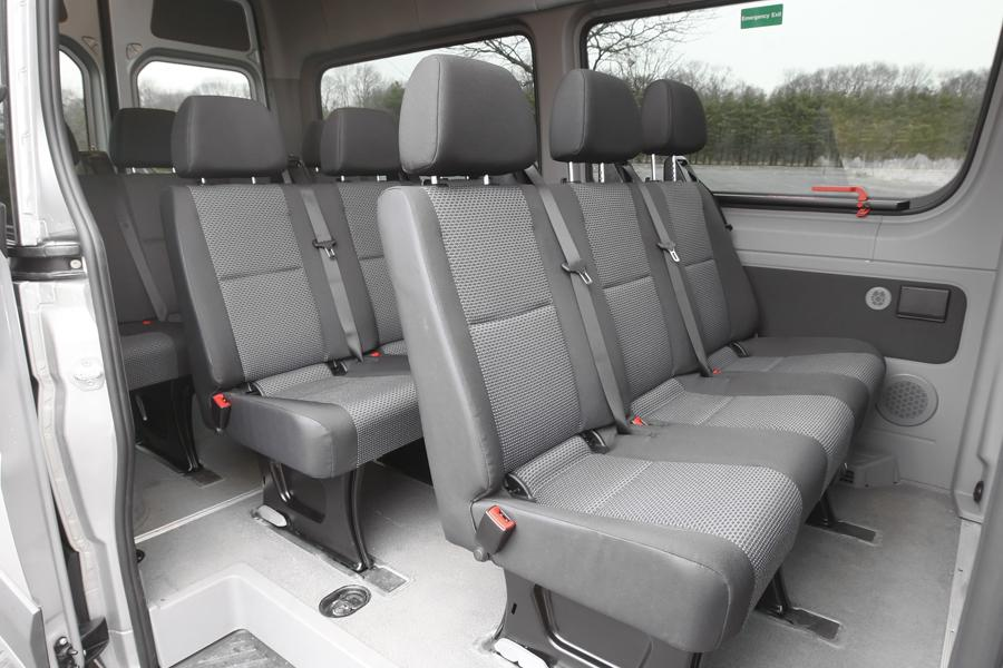 2014 Mercedes-Benz Sprinter Photo 1 of 7