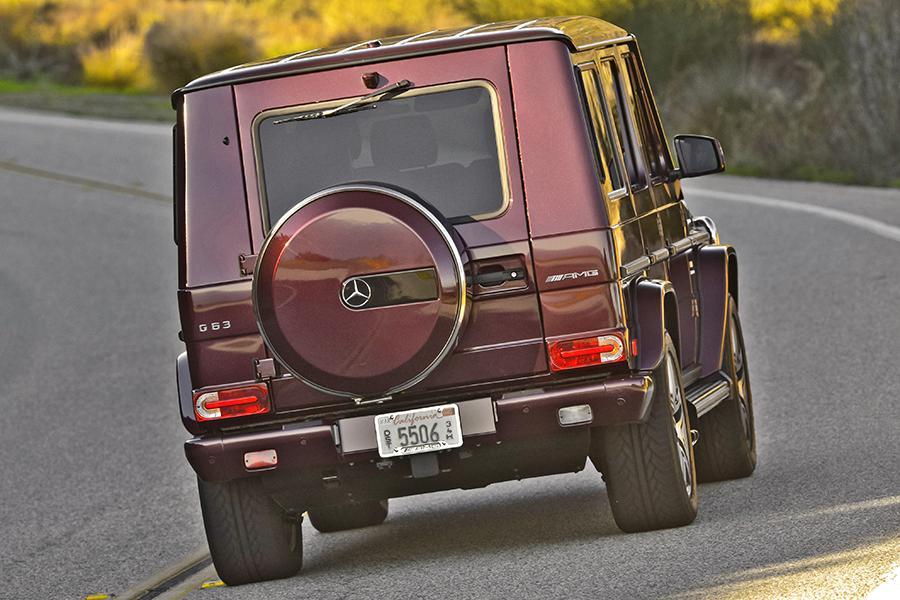 2014 Mercedes-Benz G-Class Photo 2 of 13